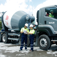 Vast technical expertise to optimize ready mixed concrete designs