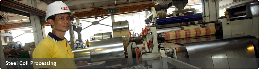 Steel Coil Processing
